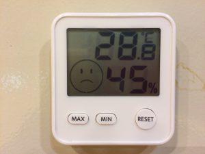 午前中のバドミントンでしたが暑かった。。。
