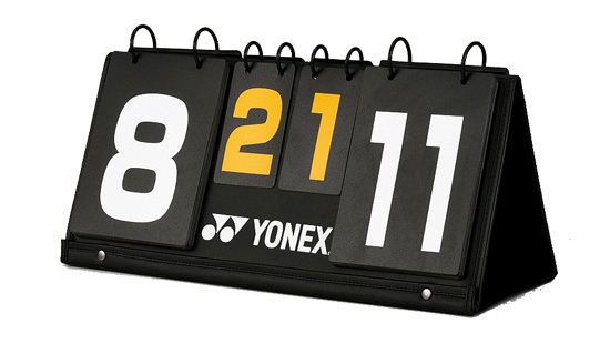 バドミントン 11点5ゲーム制への変更が検討されています。