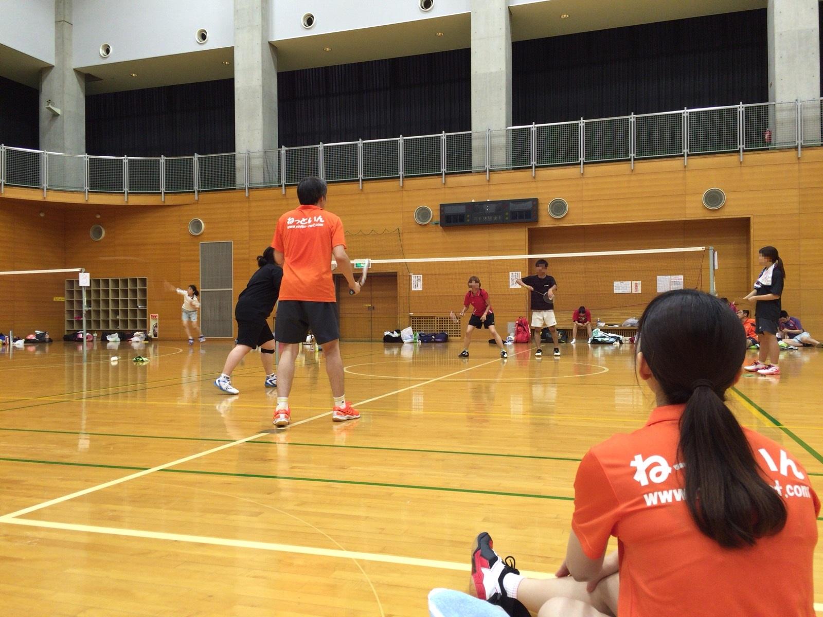 川崎で開催された第1回オープンミックス個人戦大会に参戦してきました。