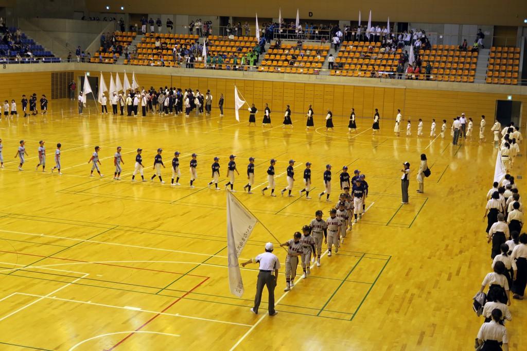 さいたま市体育協会総合開会式へ参加。