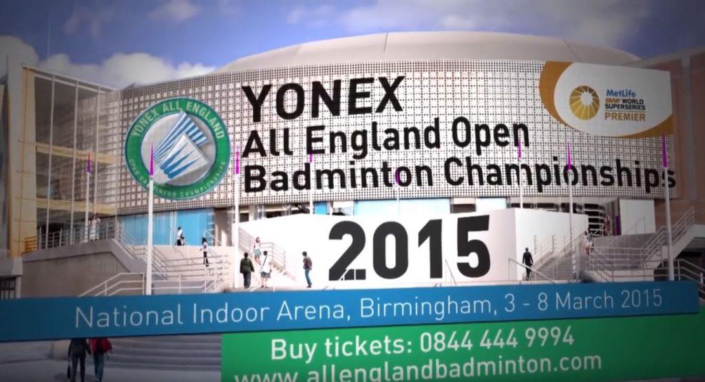 準々決勝~準決勝 第105回全英オープンバドミントン選手権2015 テレビライブ観戦 日本選手の試合感想。